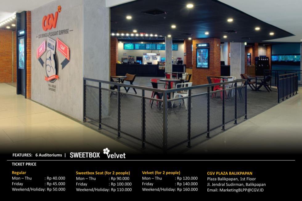 CGV Cinemas Plaza Balikpapan
