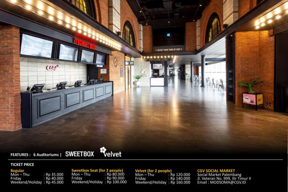 Evolving Beyond Movies Cgv Cinemas